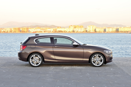 BMW 1 Series 3 doors (F21) (2012 - Present)
