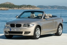 BMW 1 Series Cabriolet (E88) (2008 - 2010)