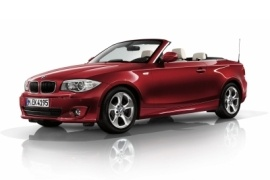 BMW 1 Series Cabriolet (E88) (2010 - 2013)