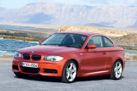 BMW 1 Series Coupe (E82) (2007 - 2010)
