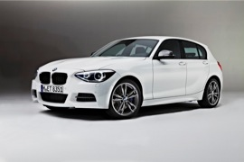 BMW 1 Series M - 5 doors (F20) (2012 - Present)