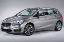 Bmw 2 Series Active Tourer F45 Specs Photos 2014 2015 2016