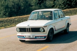 BMW 2002 Turbo (1973 - 1974)