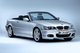 BMW 3 Series Cabriolet (E46) (2003 - 2007)