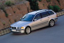 BMW 3 Series Touring (E46) (1999 - 2001)