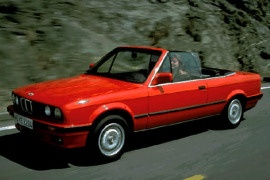 BMW 3 Series Cabriolet (E30) (1986 - 1993)