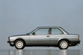 BMW 3 Series Coupe (E30) (1982 - 1992)