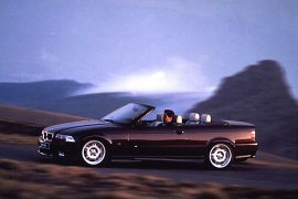 BMW 3 Series Cabriolet (E36) (1993 - 1999)