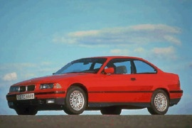 BMW 3 Series Coupe (E36) (1992 - 1998)