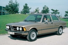 BMW 3 Series Coupe (E21) (1975 - 1983)