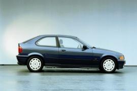 Bmw 3 Series Compact E36 Specs Amp Photos 1994 1995 1996 1997 1998 1999 2000 Autoevolution