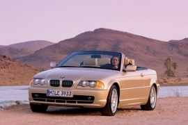 BMW 3 Series Cabriolet (E46) (2000 - 2003)