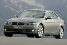 BMW 3 Series Coupe (E92) (2006 - 2010)