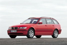 BMW 3 Series Touring (E46) (2001 - 2005)