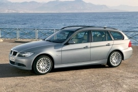 BMW 3 Series Touring (E91) (2005 - 2008)