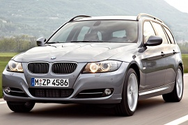 BMW 3 Series Touring (E91) specs & photos - 2008, 2009, 2010
