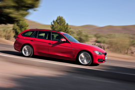 BMW 3 Series Touring (F31) (2012 - Present)
