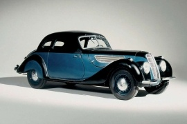 BMW 327 Coupe (1938 - 1941)