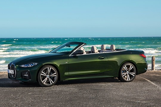 Bmw 4 Series Convertible Models And Generations Timeline Specs And Pictures By Year Autoevolution