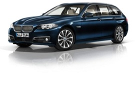 BMW 5 Series Touring (F11) LCI (2013 - Present)