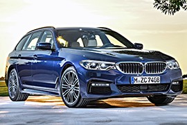 Bmw 5 Series Touring G31 Specs Photos 2017 2018 2019 2020