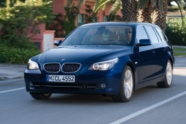 BMW 5 Series Touring (E61) (2007 - 2010)