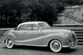 BMW 502 Coupe (1954 - 1955)