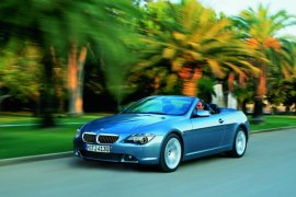BMW 6 Series Convertible (E64) (2004 - 2007)