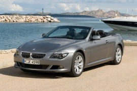 BMW 6 Series Convertible (E64) (2007 - 2010)