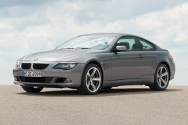 BMW 6 Series- Coupe (E63) (2007 - Present)