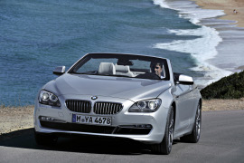 BMW 6 Series Convertible (F12) (2010 - Present)