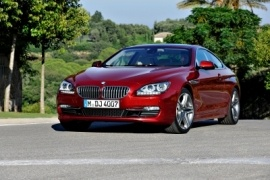 BMW 6 Series Coupe (F13) (2011 - Present)