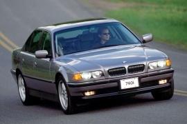 Bmw 7 Series E38 Spezifikationen Fotos 1998 1999 2000 2001 Autoevolution In Deutscher Sprache