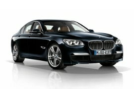 BMW 7 Series (F01/02) Facelift (2012 - Present)