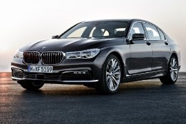 Bmw 7 Series G11g12 Specs Photos 2016 2017 2018 2019