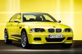 BMW M3 Coupe (E46) (2000 - 2006)