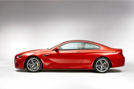 BMW M6 Coupe (F13) (2012 - Present)