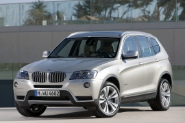 Bmw X3 Models And Generations Timeline Specs And Pictures By Year Autoevolution