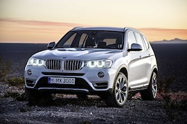 2018 BMW X3: Redesign, Platform, Changes >> Bmw X3 Models And Generations Timeline Specs And Pictures