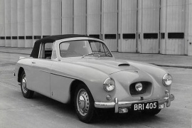 BRISTOL 405 Drophead Coupe (1954 - 1958)