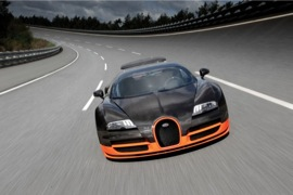 BUGATTI Veyron Super Sport specs & photos - 2010, 2011 - autoevolution