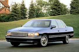 Cadillac Deville Concours Main