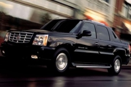 Cadillac Escalade Ext Specs Amp Photos 2001 2002 2003