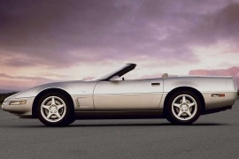 CHEVROLET Corvette C4 Convertible (1984 - 1996)