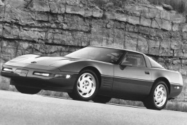CHEVROLET Corvette C4 Coupe (1983 - 1996)