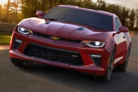 CHEVROLET Camaro models and generations timeline, specs and