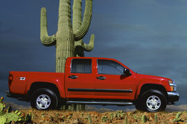 CHEVROLET Colorado Double Cab (2003 - 2008)
