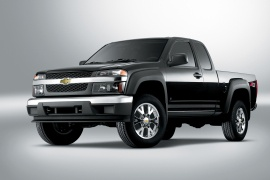 CHEVROLET Colorado Extended Cab (2009 - 2012)