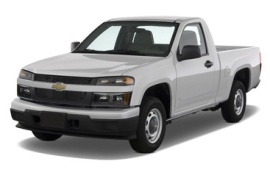 CHEVROLET Colorado Regular Cab (2009 - 2012)
