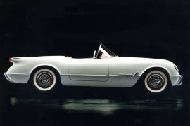 CHEVROLET Corvette C1 Roadster (1953 - 1955)